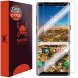 Lámina Protectora Skinomi Full Friendly Galaxy Note 8 Pack2