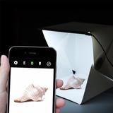 Caja De Luz Fotográfica Estudio Portátil Led Envio Gratis