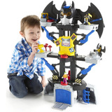 Robot Gigante Imaginext Power Rangers / Transforming Batcave