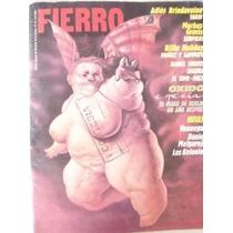 Revistas Fierro X Unidad