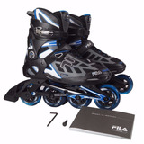 Rollers Inline Fila Primo Air Wave Abec7- Us 10.5 / 27.5 Cms