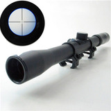 Luneta Mira 4x20 Scope Titan Tasco