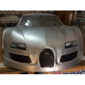 Bolha Bugatti Veyron Super Sport Pint. P/ Inferno Gt2 Kyosho