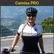 Camisa De Ciclismo Braddocks - Modelo Pro