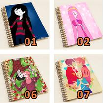 Caderno Escolar Hora De Aventura - Yaoi E Yuri