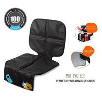 Capa Protetora P/ Banco Carro Cadeirinha Cadeira Segurança
