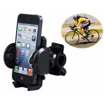 Suporte Gps Profissional Moto Bike Universal Celular Iphone