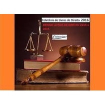 Pacote Livros De Direito 2016 Pdf Epub Entrega Imediata