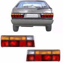 Lanterna Traseira Gol Quadrado 88 90 91 92 93 94 Tricolor Ld
