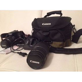 Camara Digital Fotografica Profesional Canon Eos 1100d