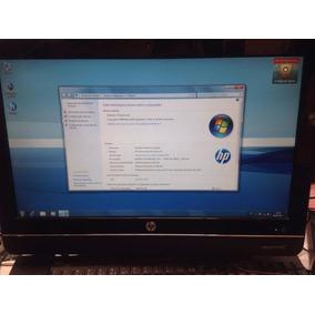 Hp Omni Pro 110 Pc - Hd 1 Tera - 4gb Memória - Core 2 Duo