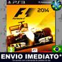F1 2014 - Ps3 - Código Psn - Idioma Português - Promoção !!