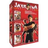 Coleção Jackie Chan Vol.1 / Dublado / Box (3 Dvds)