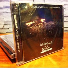 Caballeros De La Quema Vivo Provincia Emergente Cd+dvd Stock
