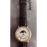 Relógio Pulso Jean Jacques Benson Déc1990 Fase Lua Raro