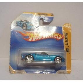 Corvette C6 Hot Wheels - Carrito De Juguete Escala