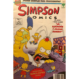Simpson Comics Bongo Español