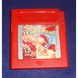 Pokémon Rojo O Red En Español Para Game Boy