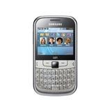 Combo 2 Celular Samsung Ch@t 335 Wi-fi Cinza Recertificado
