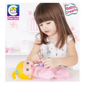 Kit Boneca Baby Dreams Naninha + Baby Dreams Dodói