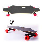 Skateboard 4 Rodas 3pol. Skate Eletrico Bateria Samsung 602
