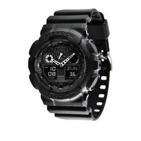 Relógio Esportivo Casio G-shock Ga100 1a1 Promoção G-shock 1