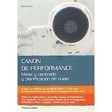 Canon De Performance: Masa Y Centrado Y Planificación De Vue