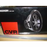 Oferta Bajo Kicker Cvr 15 Doble Bobina 1000 Watts Estasemana
