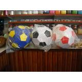 Piñata Pelota Futbol + Combo