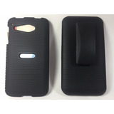 Alcatel One Touch X Pop Clip Holster Case Protector Funda