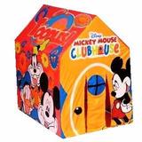 Casita Mickey Mouse Carpa Pvc 102cm X 78 X 109 Vulcanita