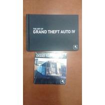 Libro De Arte Y Sound Track Gran Thief Auto
