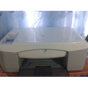 Impresora Multifuncional Hp Modelo F380