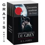 Oferta Coleccion 50 Sombras De Grey/ 3 Libros
