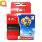 Cartucho Gtc Hp 22 Xl Color