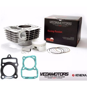 Kit Aumento Cilindrada Cg150 Titan150 P/ 190cc Vedamotors