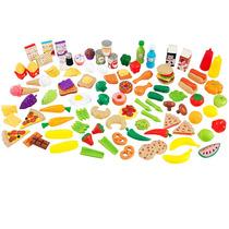 Kidkraft 63330 Sabrosa Delicia Juego Imaginación Set Aliment