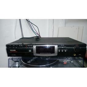 Cd Recorder De Mesa Phillips Mod Cdr 760 (nao Funciona) Leia