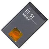Bateria Nokia Bl5j Celulares Lumia 520 530 5800 5230 X6 C3
