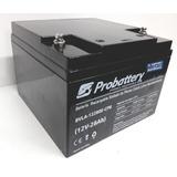 Bateria Probattery 12v 28ah Golfcar Silla De Ruedas Emporio
