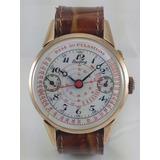 Reloj Breitling Cronografo,oro 18kl 19,1gr, Dec 30,porcelana
