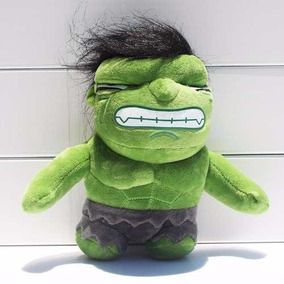 Boneco Pelúcia Incrível Hulk (os Vingadores)