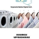 Insumos Para Lavanderías Industriales Corquifa