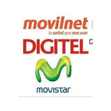 Recargas Saldo Movistar, Movilnet, Digitel, Directv.