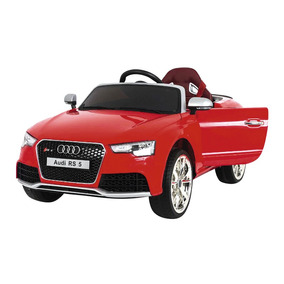 Carro Eléctrico Audi Rs5 Rojo