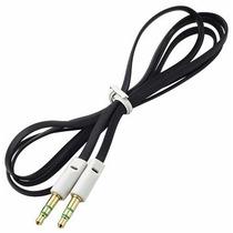 Cable Plug A Plug 3.5mm 90 Cm Auxiliar Somos Tienda Fisica