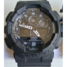 930049746b2 Tag  Configuração Relógio G Shock Ga 100 Réplica