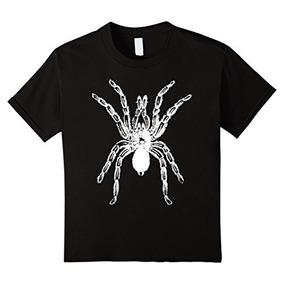 Disfraz Kids Scary Spider Halloween Traje Camiseta Tarantul