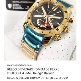 Relógio Italiano Bvlgari