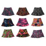 Kit Com 10 Shorts-saia Fitness Academia E Ginastica Atacado